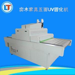 起皱uv固化机_1050带起皱uv固化机先起紫外线光固带式传送