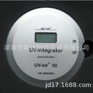 德国能量计_德国uv能量计_德国UV-DESIGN公司UV-int150UV能量计