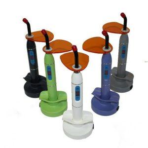 光固化机_新款彩色光敏机led光固化机口腔光固化灯补牙机超长待机90天