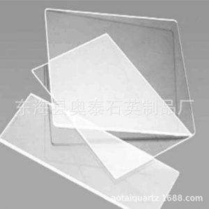 石英玻璃_优质石英片石英玻璃石英uv石英窗口可加工定制