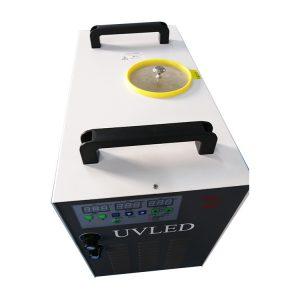 紫外线面光源_uvled固化灯面光源厂家直销7045单灯+制冷机质量保障