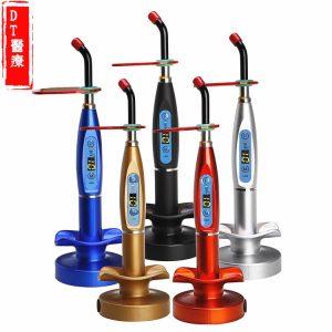 牙科光固化机_LED光固化机牙科光固化机口腔光固化灯齿科光敏固化机彩色包邮