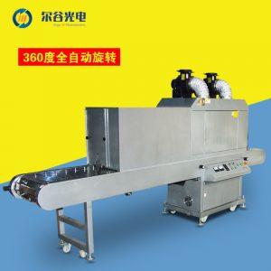 隧道烘干炉_水杯子丝印uv油墨固化机10kw台式紫外线隧道烘干炉uv光固