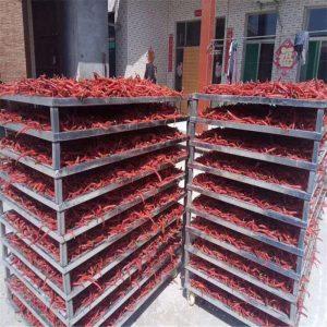 热风循环烘箱_热风循环烘箱果蔬烘干机箱式节能蘑菇