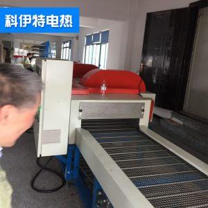 烘干固化设备_红外线烘干隧道炉五金家居烤漆烘干固化