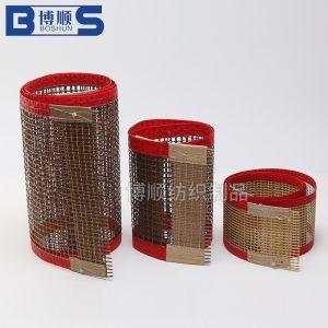 特氟龙网带_耐高温输送带特氟龙网带高温布多功能特氟龙