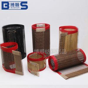 特氟龙网带_固化炉传送网带特氟龙网带非标特氟龙
