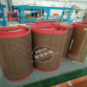 铁氟龙网带_食品级特氟龙网带耐高温输送带流水线输送带铁氟龙网带