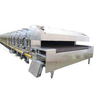 商用烤箱_隧道炉大型商用烤箱商用进口面包房电烤箱