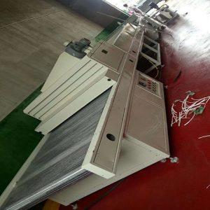 树脂uv滚涂机_树脂uv滚涂机瓷砖影视墙光油淋涂机封面高光固化机