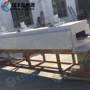 热风循环烘箱_定做烘干机热风循环烘箱工业双门双车不锈钢大型