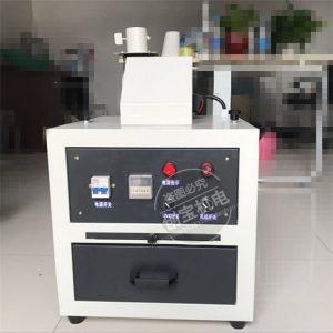 设备柜_小型uv1kw紫外线uv光固机抽屉式uv胶固化设备柜