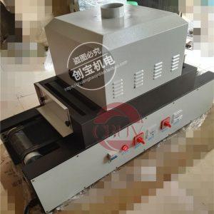烘干隧道炉_小型uv烘干隧道炉紫外线uv胶200/2灯式uv固化炉涂装烘