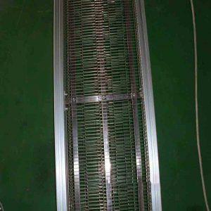小型烤箱_工业不锈钢网带小型烤箱远红外食品隧道炉流水线