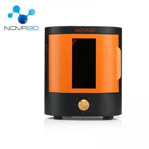 树脂固化机_智能桌面级紫外光可旋转光固化箱uv成型后处理树脂