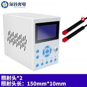 紫外线光固化机_冷光固化uv机小型固化设备紫外线光固化leduv点光源一拖二