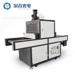 油墨固化机_台式uv油墨紫外线光源小型uv光油固化机500-2木门上光机