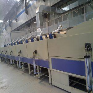 隧道炉_丝印流水线设备无尘隧道炉uv紫外线固化机