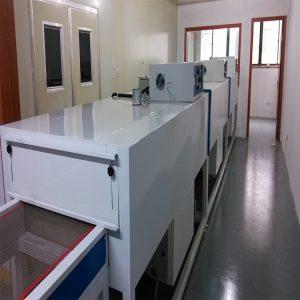 热风循环固化炉_高温隧道炉工业定制热风循环固化炉
