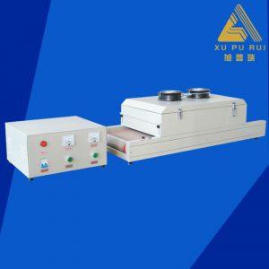生产流水线_粘合生产流水线精密产品固化uv固化机