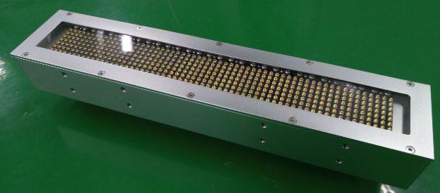据帝龙技术员分析UV固化设备LED冷光源系统优势