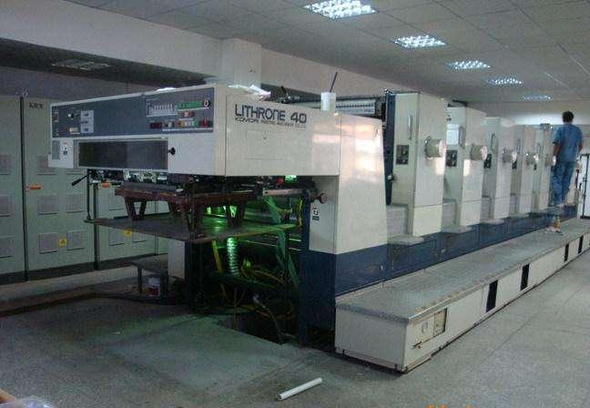 uvled设备工厂告诉你凹印uv设备须定期保养及方法