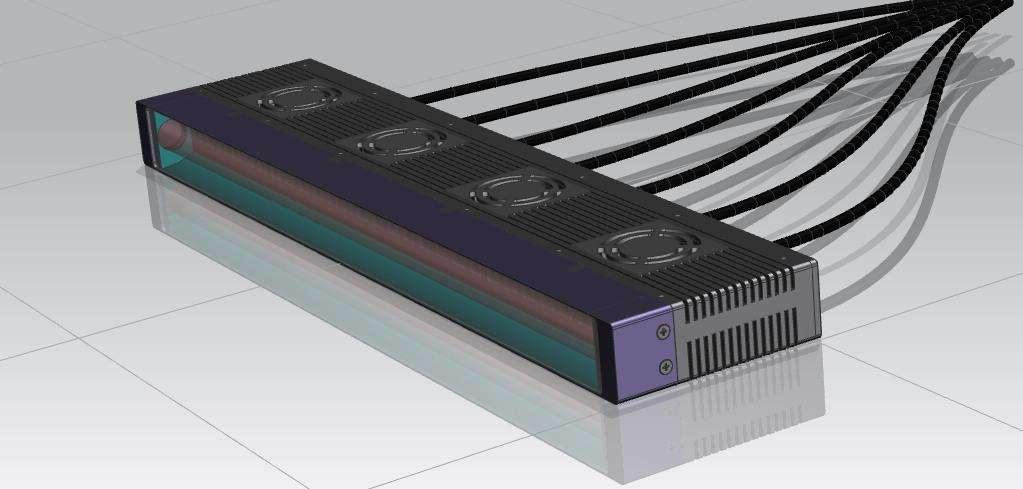 UVLED市场的高速发展令UV固化设备确定了未来地位