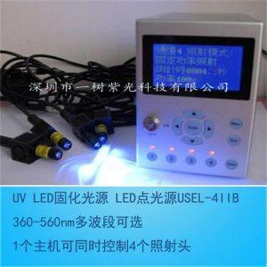 照射头_热销供应uv无影胶固化机led模组点光源照射头