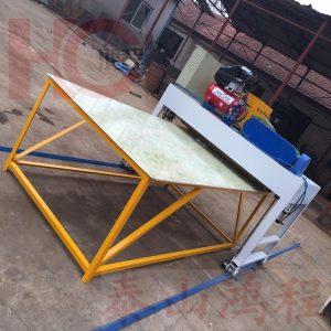 光面uv固化机_鸿程uv光固机设备生产线大理石光面uv固化机
