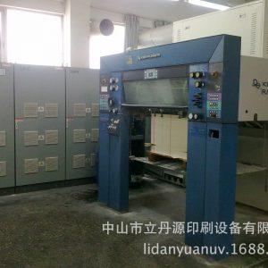 进口印刷机_进口印刷机加装UV水冷固化系统水冷UV快门灯罩