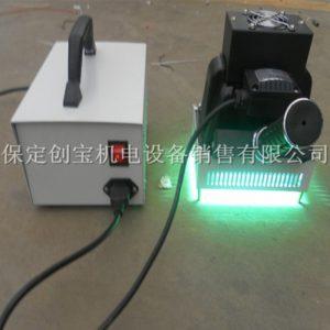 光固胶印机_手提uv250w便携式手持uv烘干灯光固胶印机现货