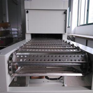 不锈钢热风隧道炉_专业不锈钢热风隧道炉uv固化炉