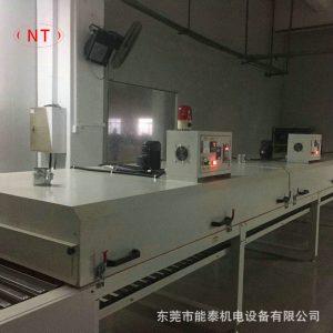 隧道式烤箱_供应实验室隧道式烘干烤箱800度玻璃热弯隧道炉