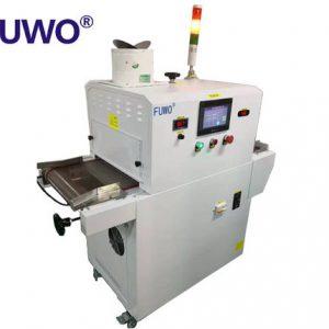 光固化机_型uvled隧道炉输送带式固化炉流水线光固化机