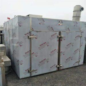 热风循环烘箱_出售304热风循环烘箱不锈钢96盘食品工业二手价格