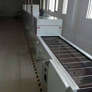 高温喷油线_深圳市喷油线五金件喷漆高温喷油线隧道炉生产线