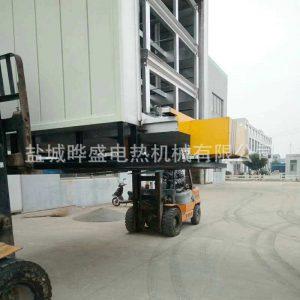 高温隧道炉_工业自动化烘道高温隧道炉热风自动化隧道炉