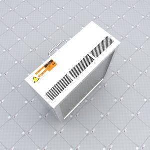 紫外线光源_非标定制紫外线UVLED光源固化机面光源250x250mm