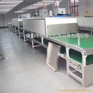 烘干固化设备_厂家红外线隧道式烘干线工业隧道炉烘干固化设备厂家直销全国