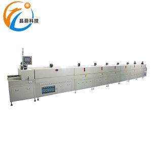 气流干燥设备_红外线烘干隧道炉气流干燥设备带式干燥