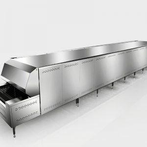 高温烤箱_厂家生产直销高温隧道式烤箱隧道炉