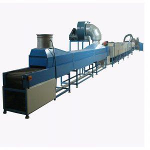 工业烤箱_高温热处理隧道炉式隧道炉发热片式工业烤箱发热盘