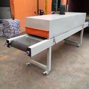 工业隧道炉_远红外线工业流水线烘干机网带式烤箱