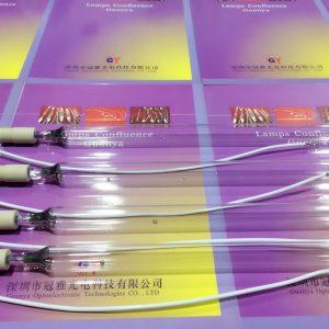 紫外线汞灯_5600w紫外线汞灯5.6kw管材uv喷涂750mm隧道炉uv固化