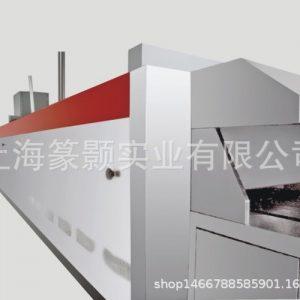 热风循环烤炉_烘烤隧道式烤炉/100多功能热风循环隧道式/食品