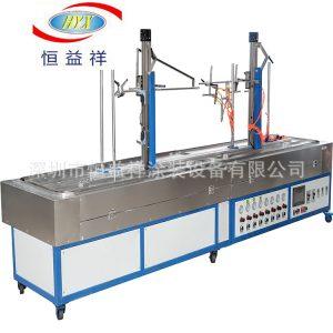工业烤箱_全自动喷漆有机废气处理油漆烘干线隧道炉工业烤箱
