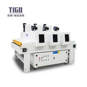 橱柜板光固化机_实木板干燥uv门板uv光固化机1300600mm