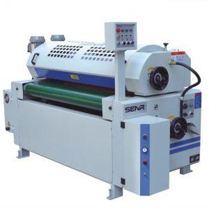 冷光源光固化机_森人机械销售定制滚涂机uv光固化机滚漆线