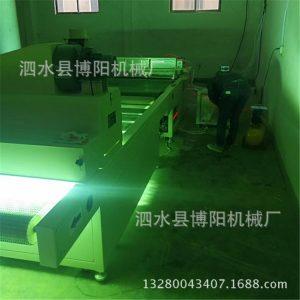 上漆机_背景墙uv高光全自动固化机木塑上漆光油机