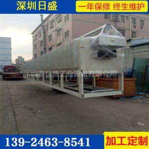 高温隧道炉_厂家定制销售米900度高温隧道炉含水欢迎订购可定制
